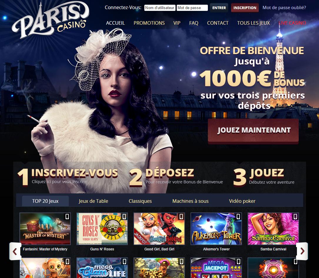 casino en ligne avec vrai croupier