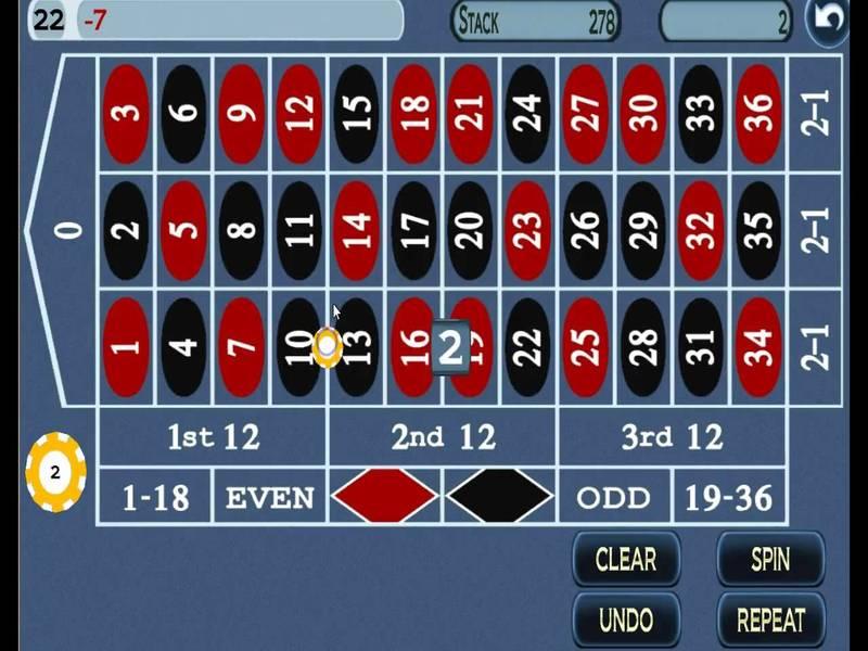 Toys r us roulette table