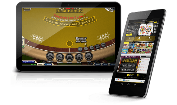 Slot games on Android devices